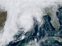 إعصار زيتا يضرب جنوب أمريكا ويقتل 3 مواطنين