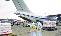 إنسانية الإمارات تواجه عبث الشرعية والحوثي (ملف)