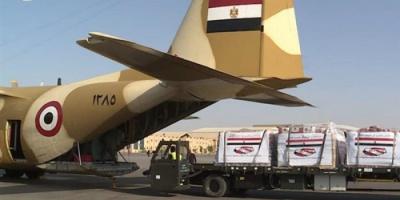 لمواجهة كورونا.. مصر تدعم العراق بطائرة مساعدات طبية