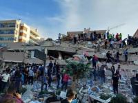 ارتفاع حصيلة قتلى الزلزال في إزمير إلى 24