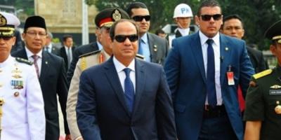 الرئيس المصري يفتتح جامعة الملك سلمان في شرم الشيخ