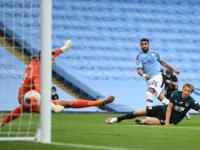 محرز يقود هجوم مانشستر سيتي أمام شيفيلد يونايتد