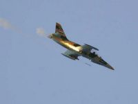 سقوط طائرة عسكرية عراقية ومقتل قائديها