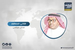 مسهور يكشف علاقة هادي بشبكات الفساد اليمنية الممولة من قطر
