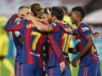 برشلونة يتطلع لمواصلة أدائه الرائع أمام إيبار في الدوري الإسباني