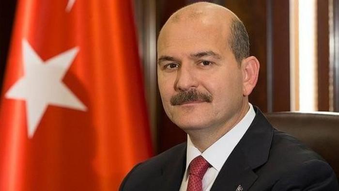 إصابة وزير الداخلية التركي وزوجته وابنته بكورونا