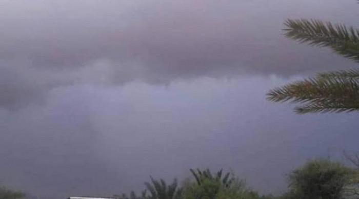 أمطار على أجزاء من شرق سقطرى