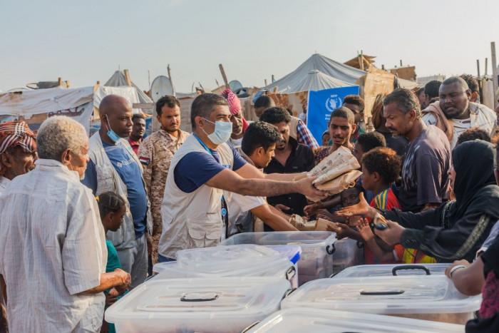 الغذاء العالمي: الحرب خلقت أسوأ أزمة إنسانية باليمن