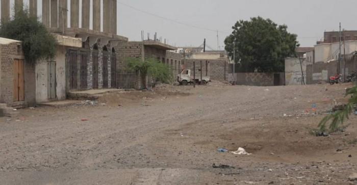 قصف مكثف لمليشيا الحوثي على التحيتا