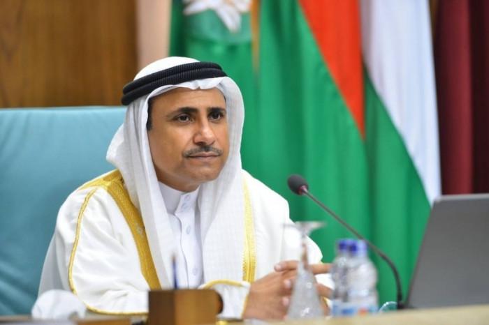 البرلمان العربي يحمل إيران مسؤولية اعتداءات الحوثي