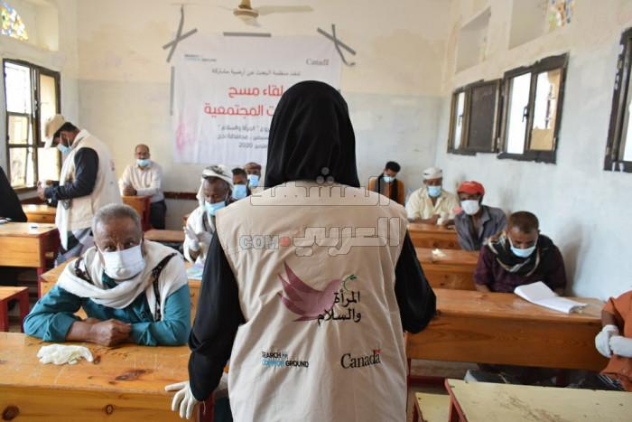 مسح النزاعات المجتمعية في 10 مراكز في المسيمير