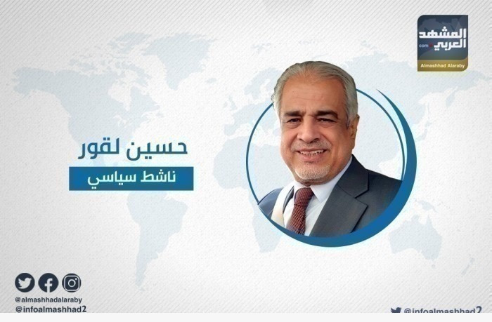 """""""لقور"""": هادي أصبح مجرد دمية بيد مجموعة لصوص وتجار حروب"""