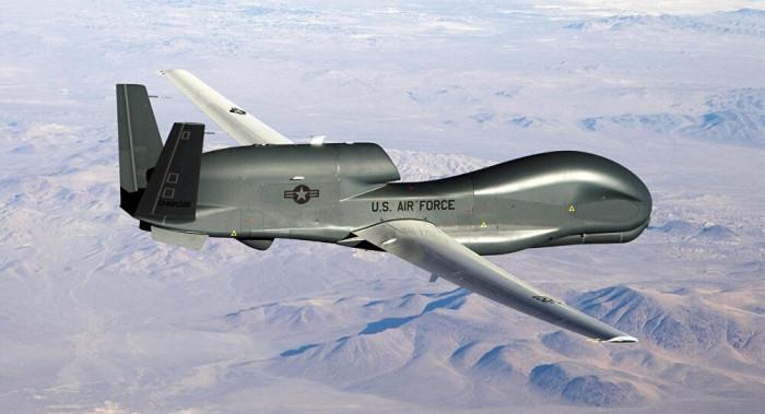 طائرة أمريكية تقصف عناصر القاعدة في مأرب