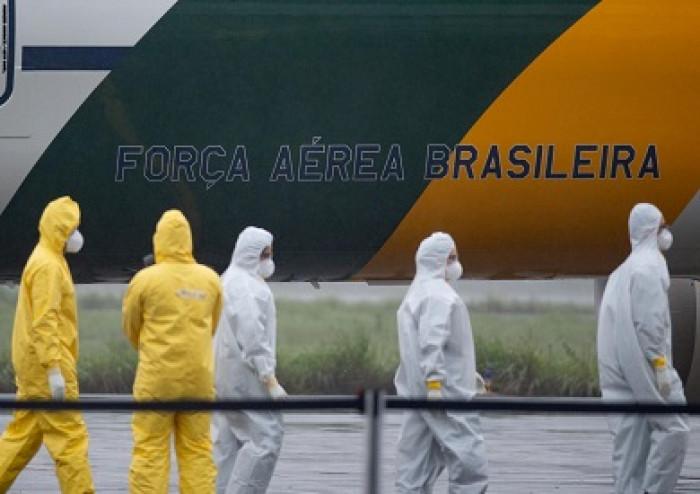 """البرازيل تسجل أكثر من 38 ألف إصابة بـ""""كورونا"""""""