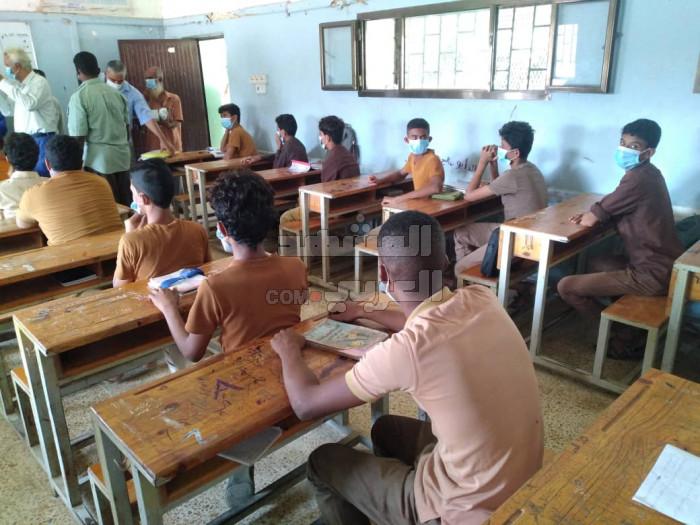 """""""يونيسف"""" تحصن طلاب مدارس أبين بمستلزمات وقائية (صور)"""