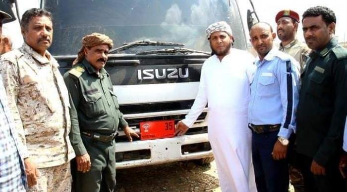 حملة لترقيم السيارات والدراجات النارية في سقطرى