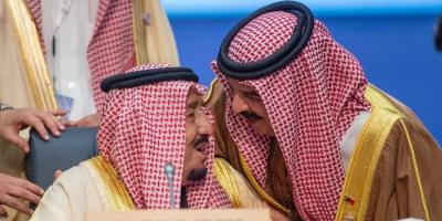 ملك البحرين يهنئ العاهل السعودي بمناسبة الذكرى السادسة لتوليه مقاليد الحكم