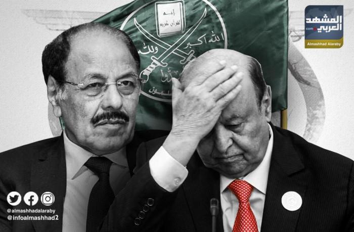 أنباء عن انسحاب الشرعية من معسكر ماس بمأرب