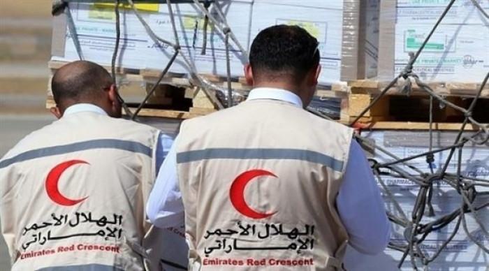 """""""الاتحاد"""": تضامن عالمي مع """"هلال الإمارات"""" ضد الاعتداء الإرهابي بتعز"""