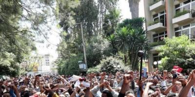 إثيوبيا تعتقل700 شخص لتحريضهم على التظاهرات