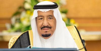 العاهل السعودي: المملكة سباقة في مبادرات محاربة التطرف والإرهاب