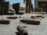 النيران الجنوبية تحصد متسللين حوثيين في جبهة العود