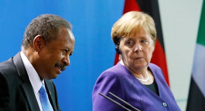 السودان وألمانيا تبحثان أوضاع اللاجئين الإثيوبيين
