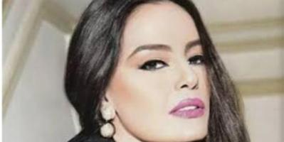 شريهان تتبرع بفستانها لمزاد لصالح ضحايا مرفأ بيروت