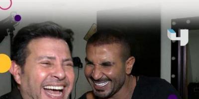 هاني شاكر وأحمد سعد يتصدران حديث السوشيال ميديا بسبب فيديو