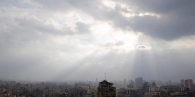مصر تستقبل موجة من الطقس السيء في معظم المحافظات حتى الجمعة