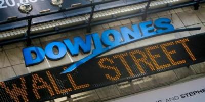 """الأسهم الأمريكية تتراجع.. داو جونز يهبط 0.3% و """"ستاندرد آند بورز"""" 0.1%"""