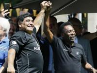 بيليه ناعيًا مارادونا: أتمنى أن نلعب كرة القدم معًا في السماء