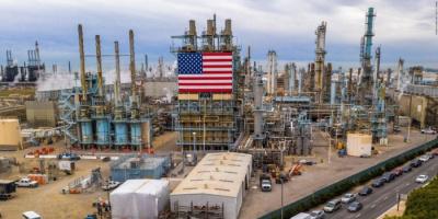 منصات التنقيب عن النفط في أمريكا ترتفع إلى 241 منصة 