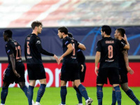 مانشستر سيتي يفوز على اولمبياكوس اليوناني بدوري أبطال أوروبا