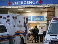 أمريكا تُسجل 1,989 وفاة و165,282 إصابة جديدة بكورونا