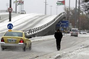 الأردن.. حالة طوارئ بسبب أحوال الطقس
