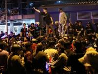تظاهرات في تايلاند تطالب بالتخلي عن ثروة الملك