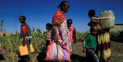 ارتفاع أعداد اللاجئين الإثيوبيين بالسودان