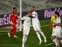 استمرار غياب راموس وبنزيما.. قائمة ريال مدريد لمواجهة ألافيس