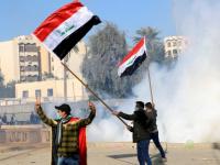 مقتل 4 عراقيين في مواجهات وفرض حظر تجوال بالناصرية