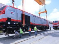 مصر تتسلم دفعة جديدة من عربات القطار الروسي