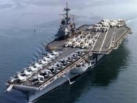 """البنتاغون يوجه بإعادة تحرك حاملة الطائرات """"نيميتز"""" نحو مياه الخليج"""