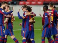 برشلونة يتوصل إلى اتفاق مع اللاعبين لخفض الرواتب
