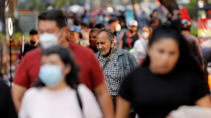 المكسيك تسجل 12081 إصابة جديدة و631 وفاة بكورونا