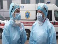 أوكرانيا تُسجل 184 وفاة و16294 إصابة جديدة بكورونا