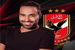 من المدرجات.. فرحة جنونية لـ أحمد فهمي بعد فوز الأهلي بنهائي أفريقيا (فيديو)