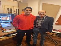 """هشام خرما يضع موسيقى احتفالية """"50 سنة فن"""" لـ محمد صبحي"""