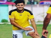 وفاة لاعب عراقي أثناء خوضه مباراة بالدوري المحلي