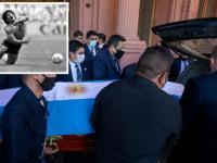 كم استغرق وصول سيارة الإسعاف لمنزل مارادونا بعد تعرضه لنوبة قلبية؟