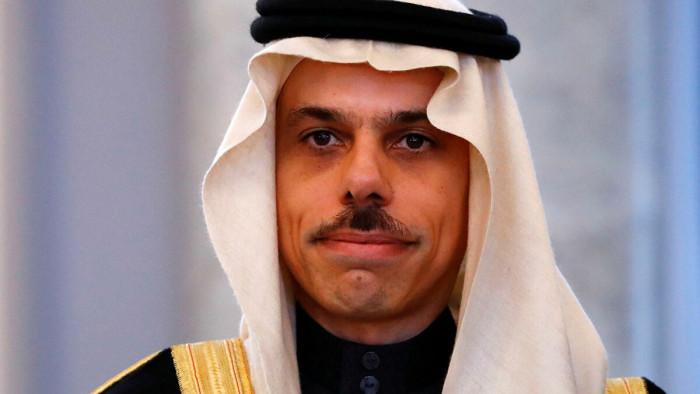 وزير الخارجية السعودي: دعمنا ترشح طه لأمانة التعاون الإسلامي